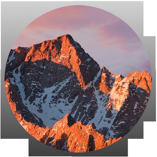 OSX 10.12 Sierra